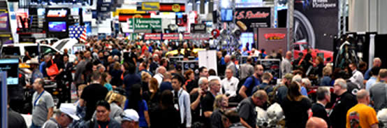 SEMA/AAPEX Specialty Equipment Marketing Association
